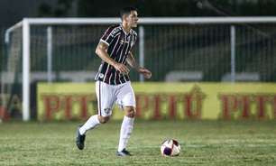 Nino representa o Fluminense na Seleção do Torcedor da quinta rodada do Brasileirão