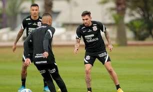 Com Mosquito e 'reforços' da base, Corinthians faz coletivo em preparação para enfrentar o Sport