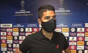 Athletico soma números importantes com Antônio Oliveira