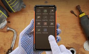 Doogee S97 Pro é um celular resistente com bateria enorme de 8.500 mAh
