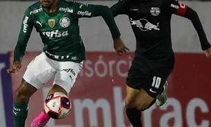 Palmeiras defende histórico perfeito contra Red Bull Bragantino na 'Era Abel'