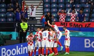 Croácia vence a Escócia e consegue classificação para as oitavas da Eurocopa