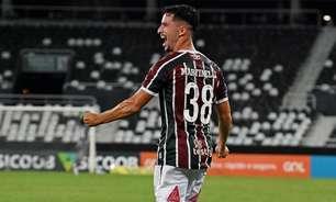 Martinelli comenta sequência do Fluminense e projeta próximo duelo: 'Sair daqui com os três pontos'