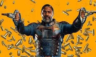 """Novo trailer de """"O Esquadrão Suicida"""" destaca Idris Elba"""