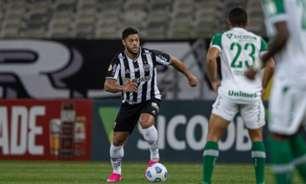 Atlético-MG sai na frente, leva empate da Chapecoense e perde chance de ser vice-líder do Brasileiro