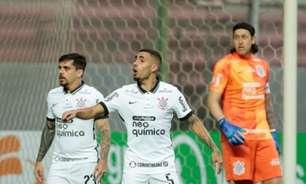 Corinthians repete sequência do Brasileirão do ano passado nos primeiros cinco jogos