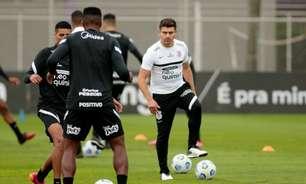 Alex deixa a base do Corinthians e vira auxiliar da equipe principal