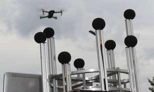 Cientistas estão ensinando drones a localizar gritos humanos de socorro