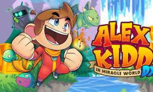 Análise: Alex Kidd in Miracle World DX é diversão nostálgica