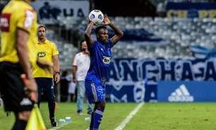 Klebinho, do Flamengo, deixa o Cruzeiro após um mês no clube