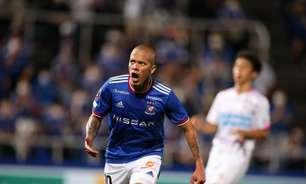 Marcos Junior brilha, deixa sua marca e Yokohama vence a terceira seguida na J-League
