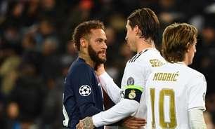Sergio Ramos se aproxima de acordo com o PSG e Neymar é peça-chave; entenda