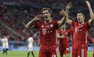 Goretzka pode deixar o Bayern e Barcelona e Real Madrid são possíveis destinos para o meia