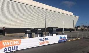 Corinthians retoma campanha de vacinação na sua Arena; mais de 13 mil doses já foram aplicadas no local