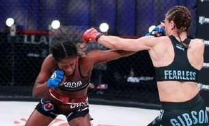 Com nova luta marcada, Dayana Silva crê que está a poucos passos de disputar cinturão do Bellator