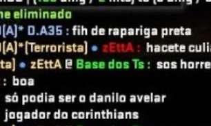 Danilo Avelar admite ter sido racista durante partida de CS:GO e pede desculpas