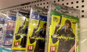 "CD Projekt continua a trabalhar em ""Cyberpunk"" após retorno de game à PlayStation Store"