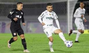 Ytalo anota hat-trick, Red Bull Bragantino supera o Palmeiras e assume a liderança do Brasileirão