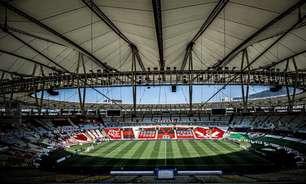 Após Flamengo x Fortaleza, Maracanã inicia troca de gramado para a decisão da Copa América