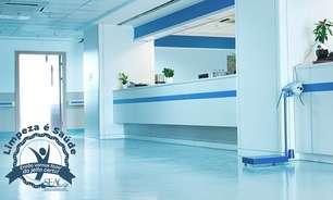 Segundo o SEAC, limpeza profissional em ambientes hospitalares é fundamental para a saúde das pessoas