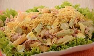 Salada de atum: 4 receitas rápidas e completas