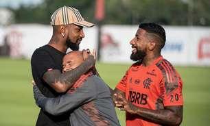 Flamengo se reapresenta após vitória, e Gerson vai ao Ninho para se despedir dos companheiros