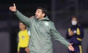 Abel Ferreira explica escalação do Palmeiras na derrota para o Red Bull Bragantino