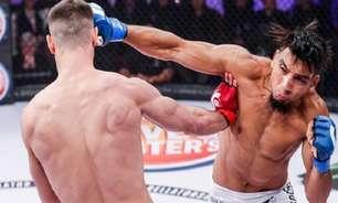 Escalado para GP do LFA no Brasil, Carlos Leal mira mais que o título: 'Carimbar meu passaporte ao UFC'