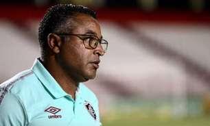 Roger admite partida ruim e vê 'erros técnicos em demasia' na primeira derrota do Fluminense no Brasileirão