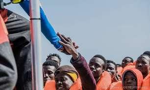 Líderes da UE pedem cooperação com países de origem de migrantes