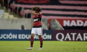 Conmebol pune Arão por expulsão e atleta vira desfalque para Flamengo nas oitavas de final da Libertadores