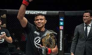 Estrela do ONE, Bibiano Fernandes terá duelo exibido no programa RedeTV! Extreme Fighting dessa sexta-feira (25)