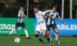 Botafogo empata com o Grêmio e é rebaixado no Brasileirão Feminino