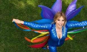 Neta de Mussolini veste cores do arco-íris para apoiar comunidade LGBT