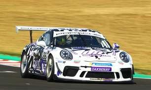 Georgios Frangulis disputa etapa da Porsche Supercup no Red Bull Ring