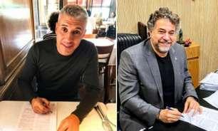Casares mostra confiança em Crespo no São Paulo: 'Apoio, união e foco'