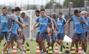 No centésimo duelo contra o Cruzeiro na história, Vasco busca sequência para entrar no G4 da Série B