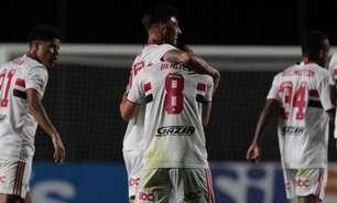 Análise: Rigoni e Benítez comandam o meio de campo, mas São Paulo fica no empate por erros defensivos