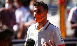 """Longe da Austrália há um ano, Ricciardo admite: """"Isso pode me deixar pra baixo"""""""