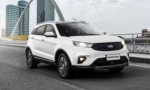 """Ford Territory pode ser """"assinado"""" por R$ 3.700 ou R$ 4.200"""