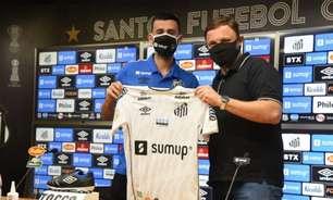 Camacho acumula cartões e desfalca Santos contra Atlético-MG