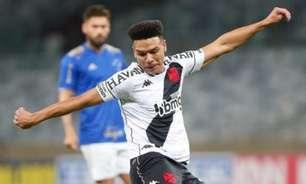 Marquinhos Gabriel lamenta derrota do Vasco, mas destaca: 'A gente, ao meu ver, fez uma boa partida'