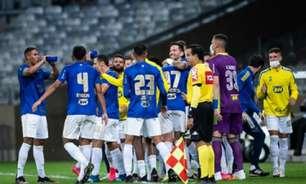 Veja os gols da vitória do Cruzeiro sobre o Vasco pela Série B