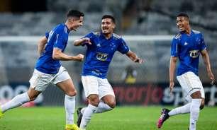 Cruzeiro vence Vasco e deixa a zona rebaixamento da Série B
