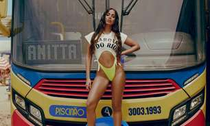 "Anitta lança novo remix para ""Girl From Rio"""