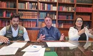 Bolsonaro diz que Miranda tem 'prontuário bastante extenso'