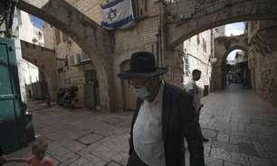 Israel antecipa retorno do uso de máscaras em locais fechados