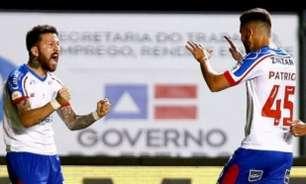 Com dois jogadores a mais, Bahia vence e acaba com invencibilidade do Athletico-PR no Brasileirão