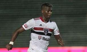 Contratação mais cara do São Paulo para a temporada, Orejuela vive momento ruim no Tricolor