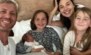 Gal Gadot anuncia nascimento da terceira filha
